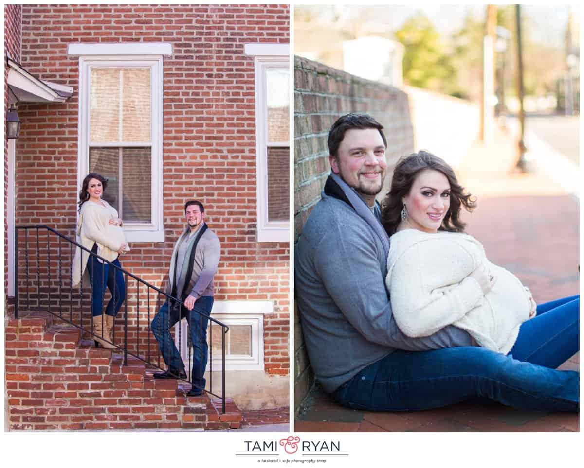 Amanda-Darryl-Baby-Bump-Maternity-Downtown-Haddonfield--New-Jersey-Photographer-0010