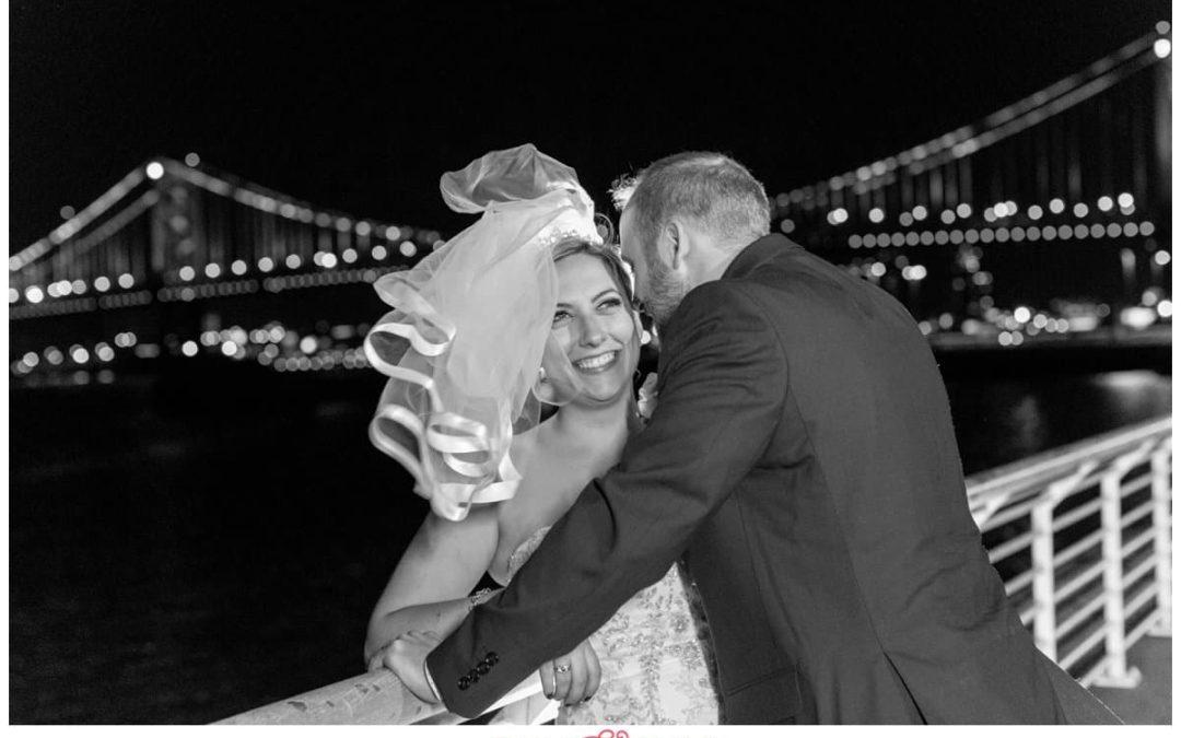 A Wedding Filled with Love, Laughter & Disney at Adventure Aquarium | Alli & Brian