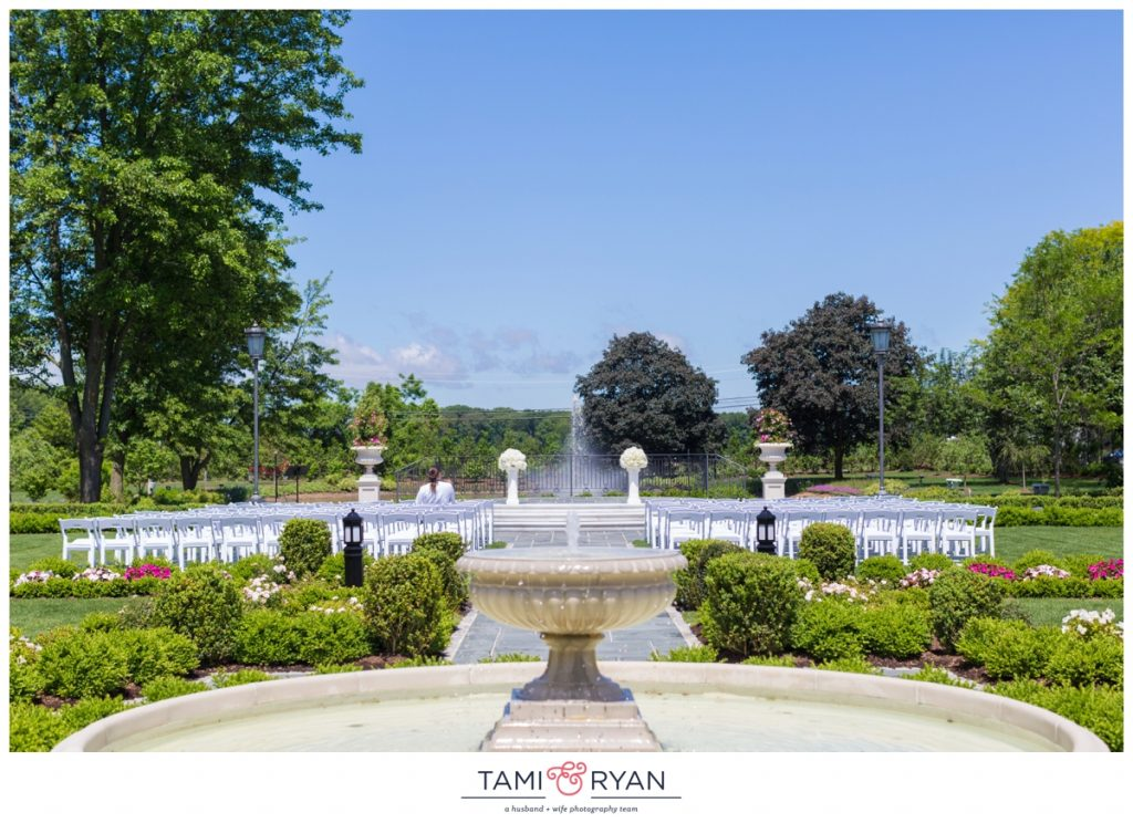 park chateau ceremony gardens