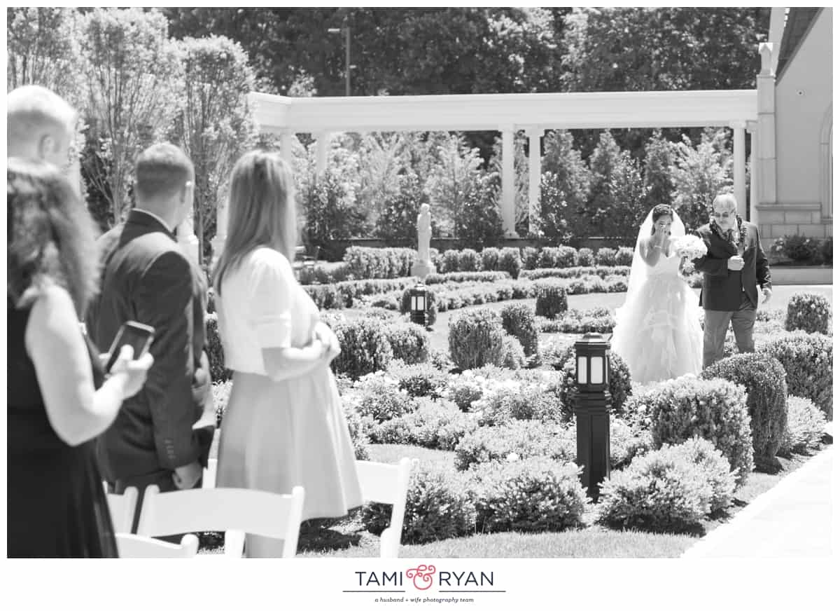 An Incredibly Gorgeous Wedding at The Park Chateau | Corley & John ...