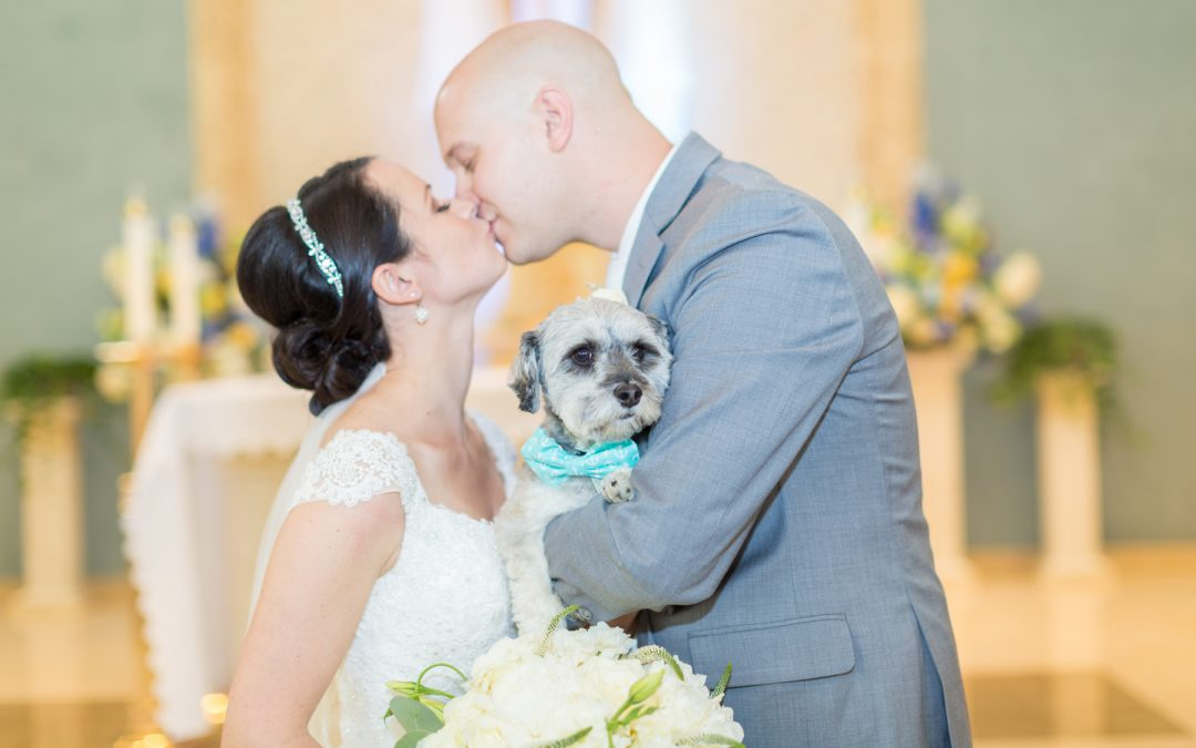 A Beautiful Summer Wedding at Atlantic City Country Club | Alison & Jim