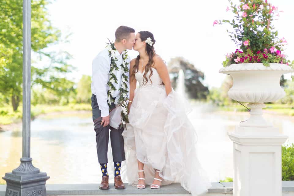 A Luxurious Hawaiian Wedding at the Park Chateau