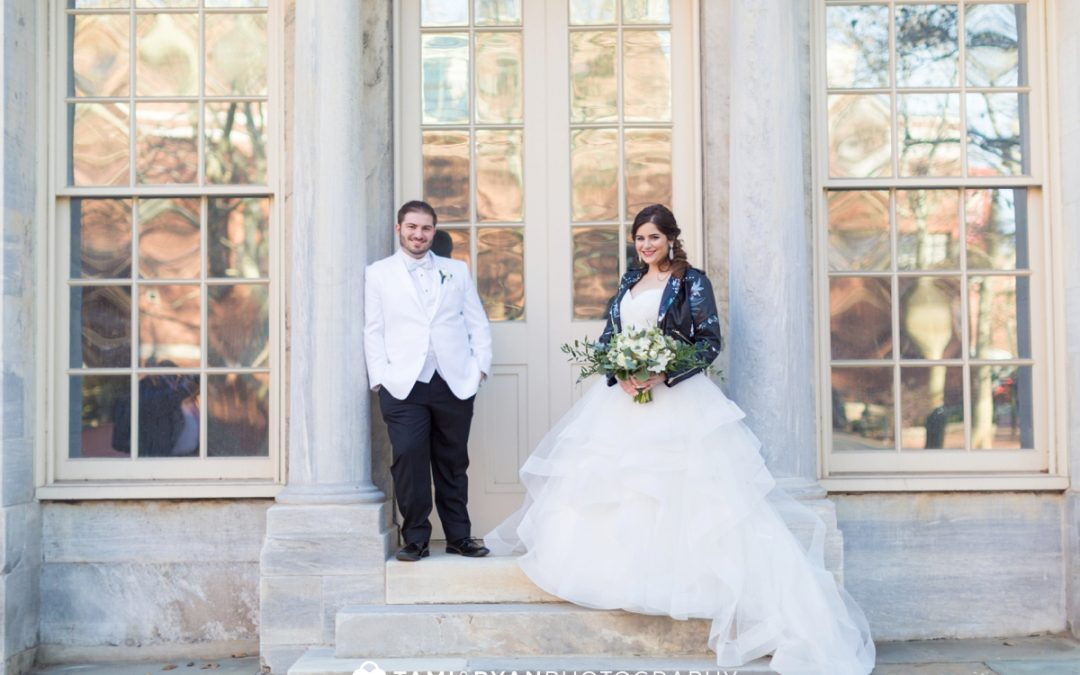 A Luxurious Wedding at The Ballroom at the Ben | Marissa & David