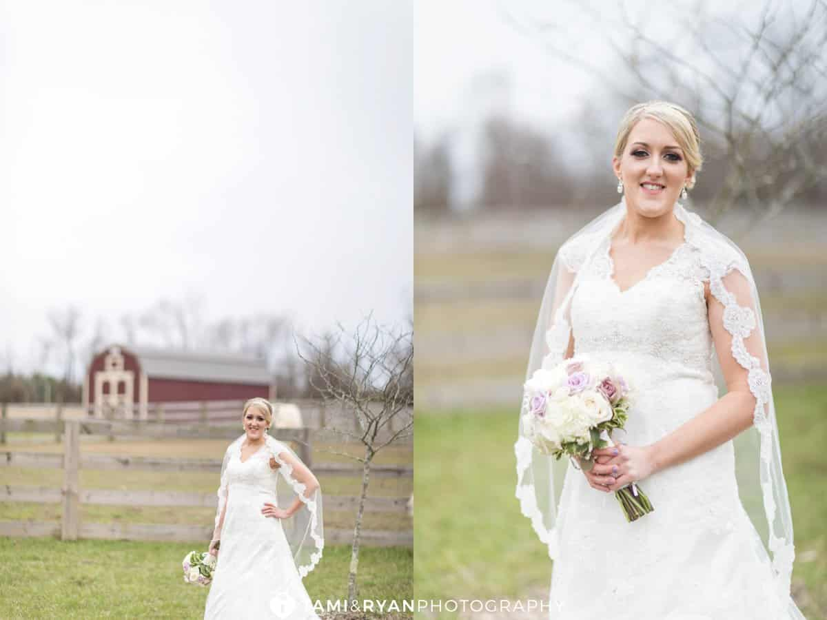 A Rustic Cecil Creek Farm Wedding | Alyssa & Gary | Tami & Ryan