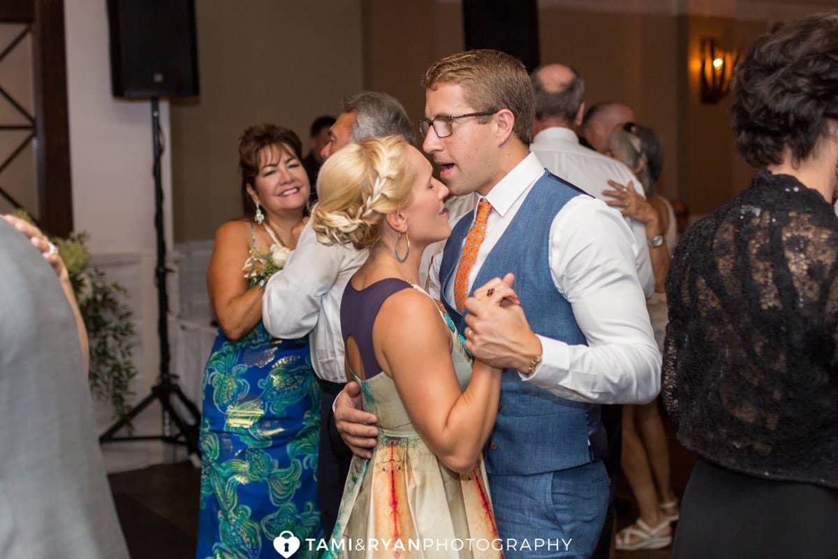 reception ballroom dance
