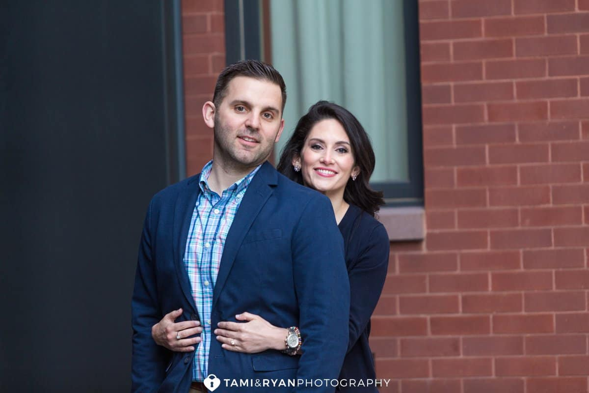 rittenhouse square engagement photography philadelphia