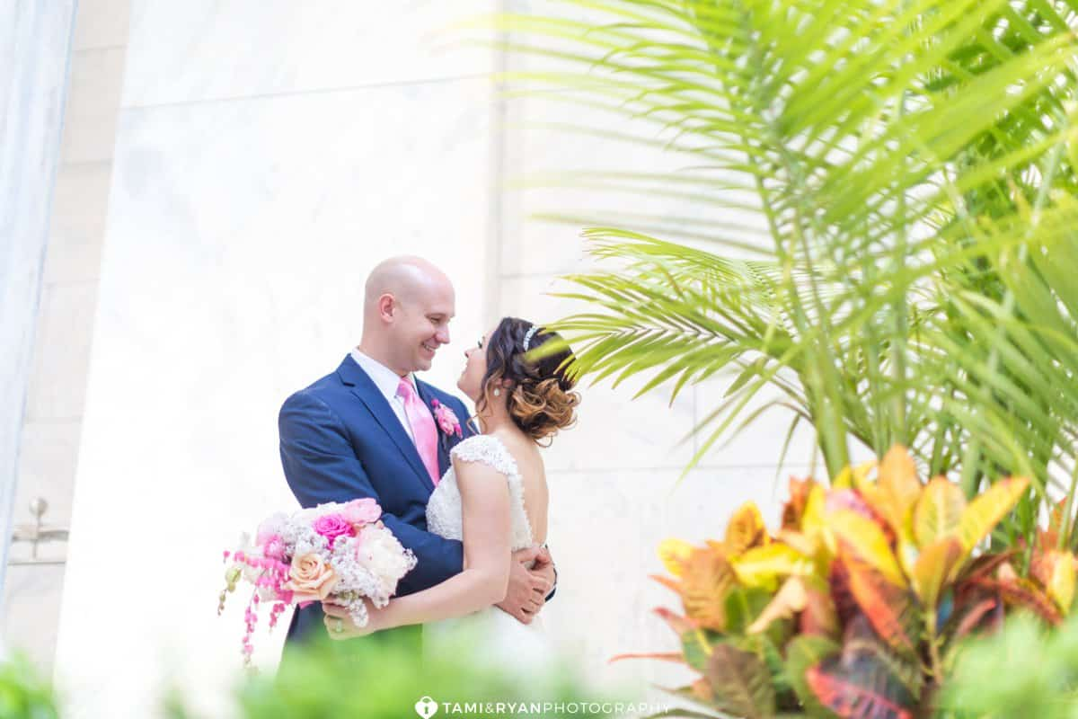 bride groom ritz carlton philadelphia