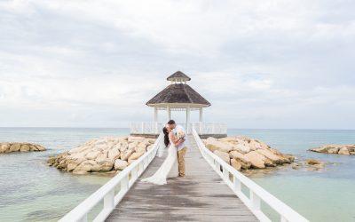 A Hyatt Ziva Rose Hall Jamaica Destination Wedding | Sarah & Joe