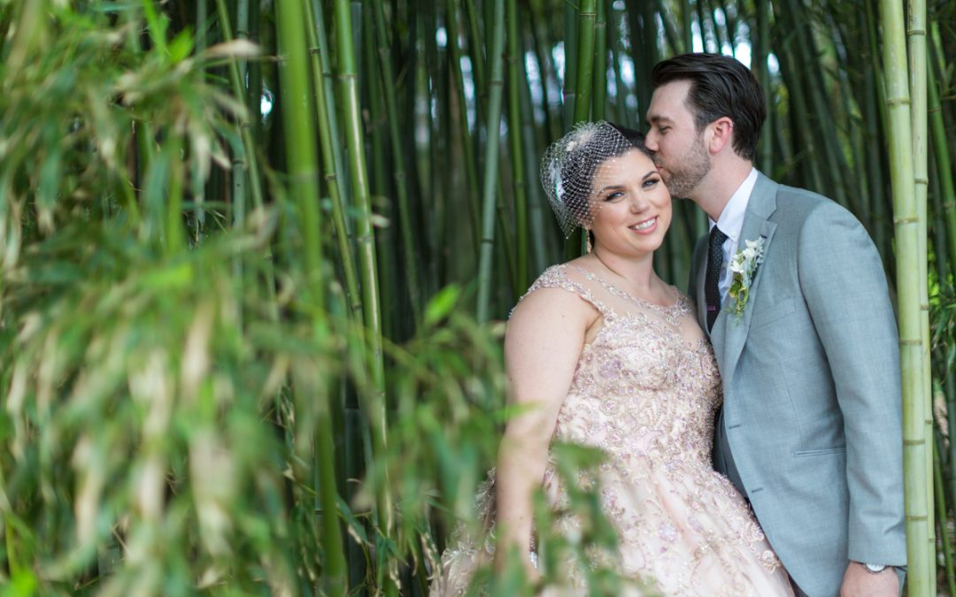 A Grounds for Sculpture Celestial Themed Wedding | Lauren & Sean