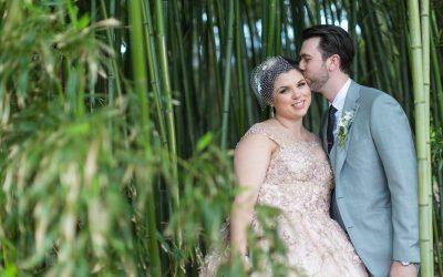 A Grounds for Sculpture Celestial Themed Wedding | Lauren & Sean