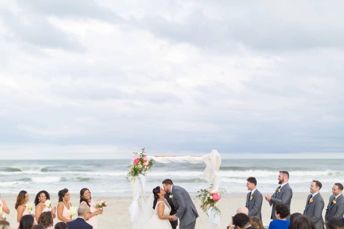 Windrift Hotel Jersey Shore Wedding