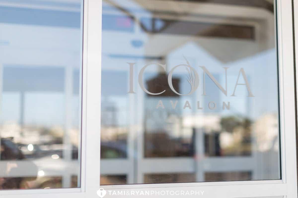 Icona Avalon Wedding