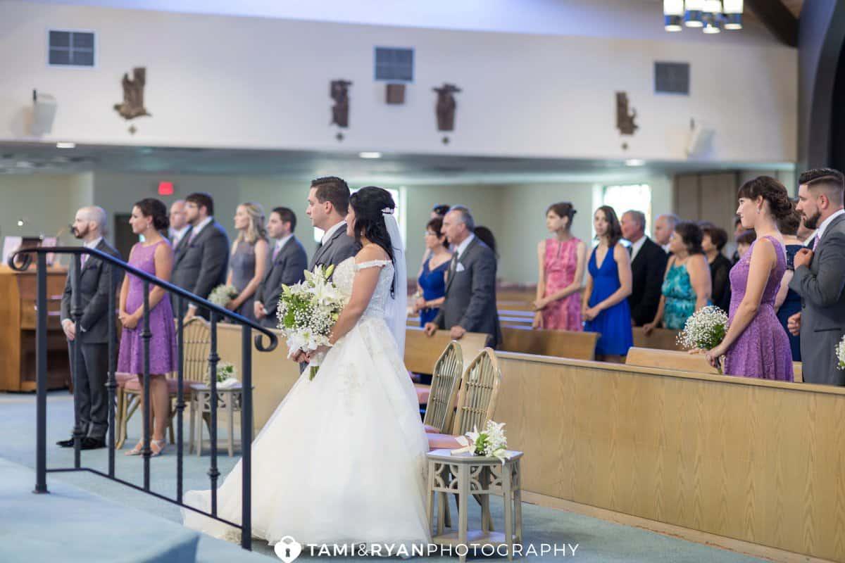 ceremony maris stella church avalon