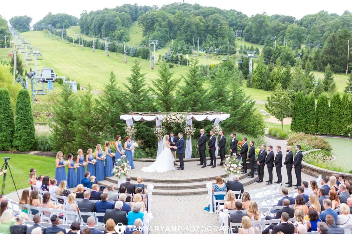 ceremony bear creek mountain resort