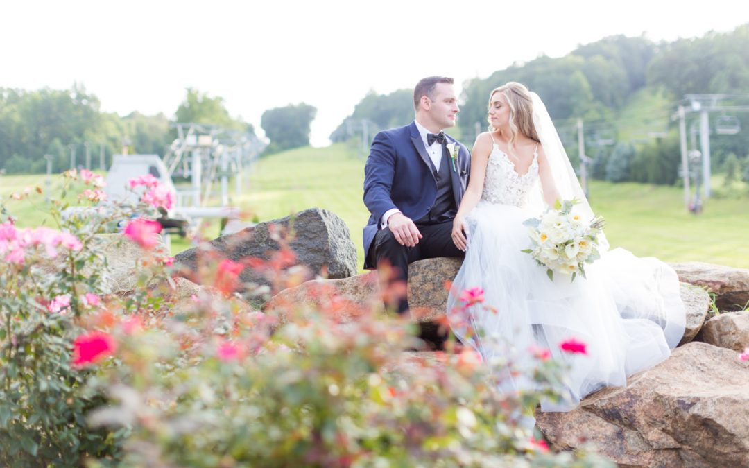 A Bear Creek Mountain Resort Wedding | Sarah & Eric