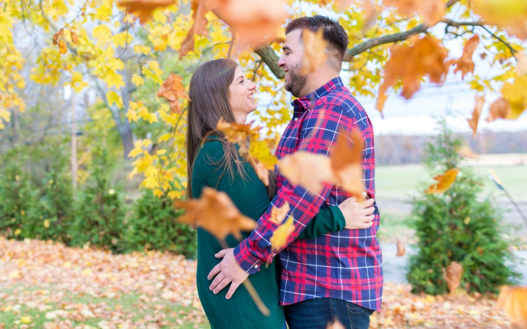 A Rustic Farm Engagement Session | Ro & Michael