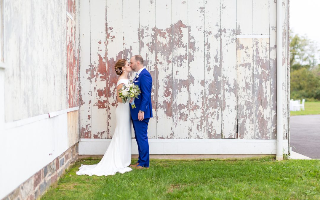 A Misty, Magical Updike Farmstead of Princeton Wedding | Katie & Drew