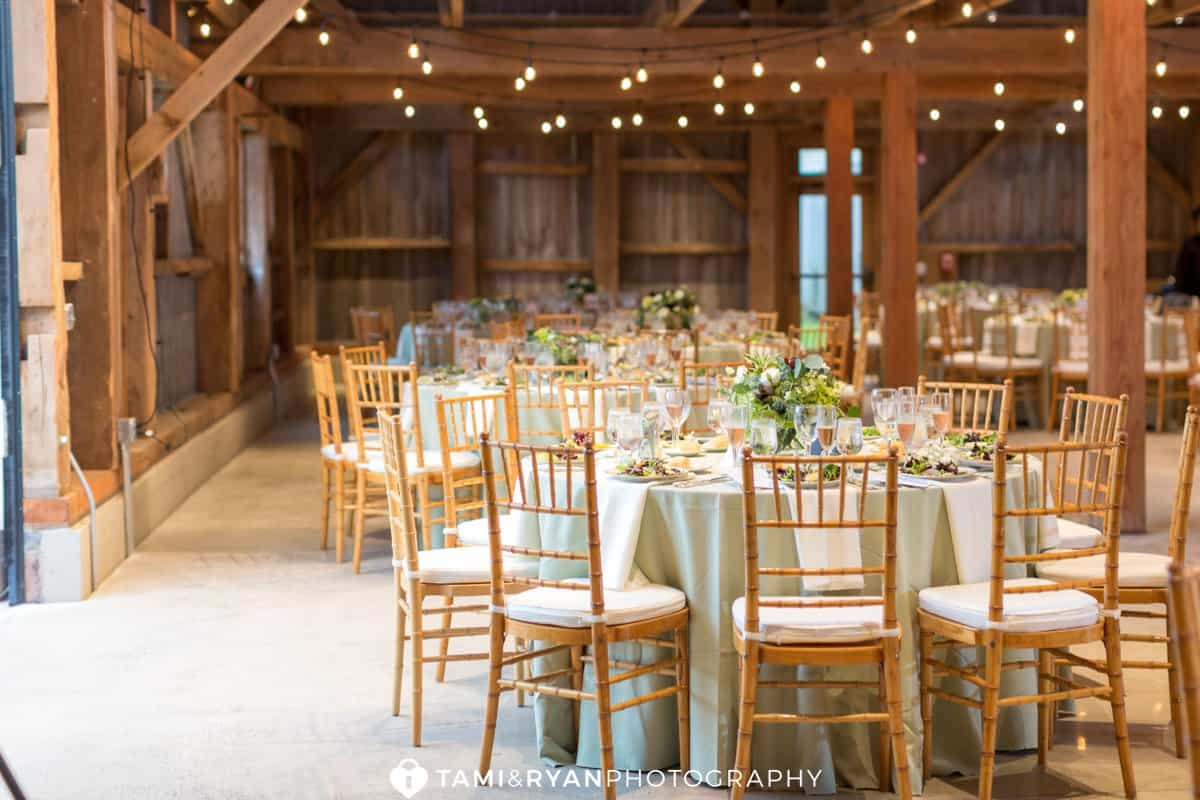 rustic wedding details updike farmstead