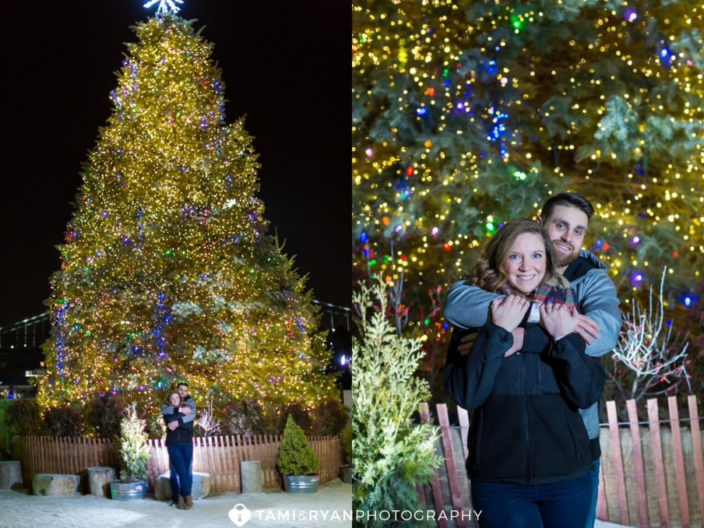 philadelphia surprise proposal engagement