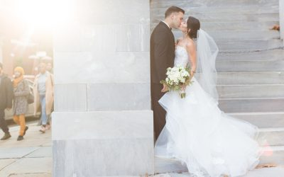 A Classic Philadelphia Marriott Downtown Wedding