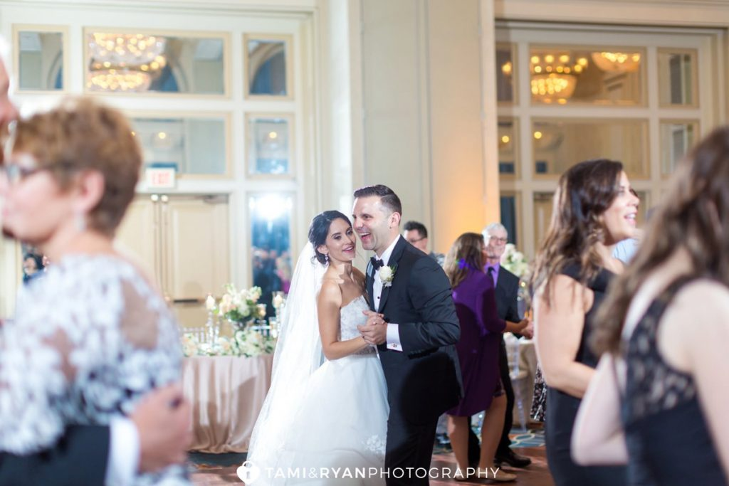 philadelphia marriott downtown wedding reception