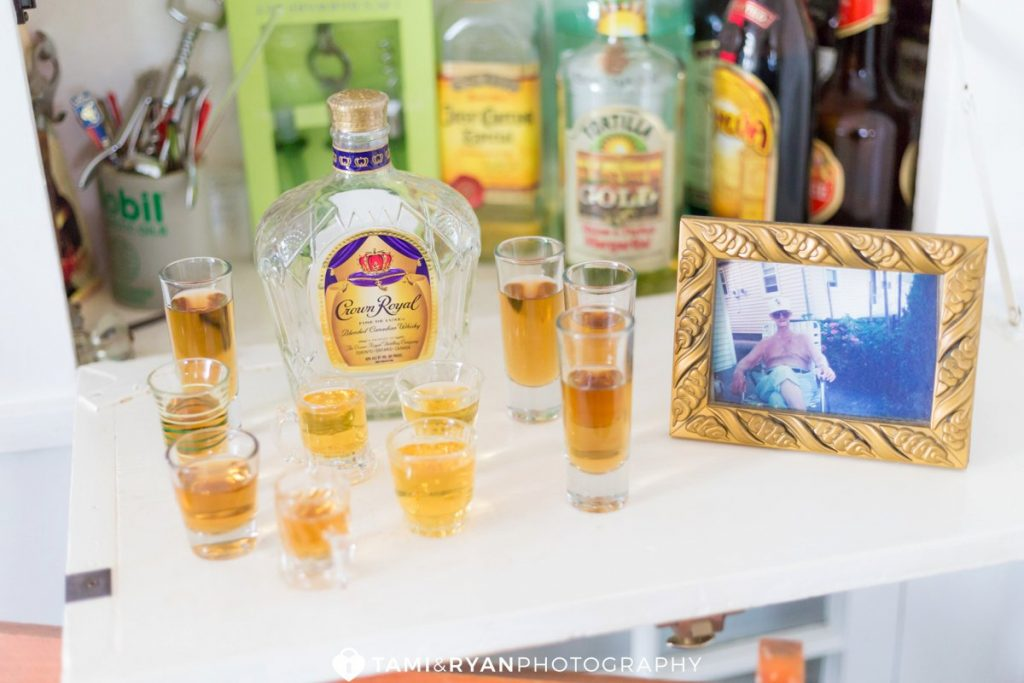 crown royal remembrance toast