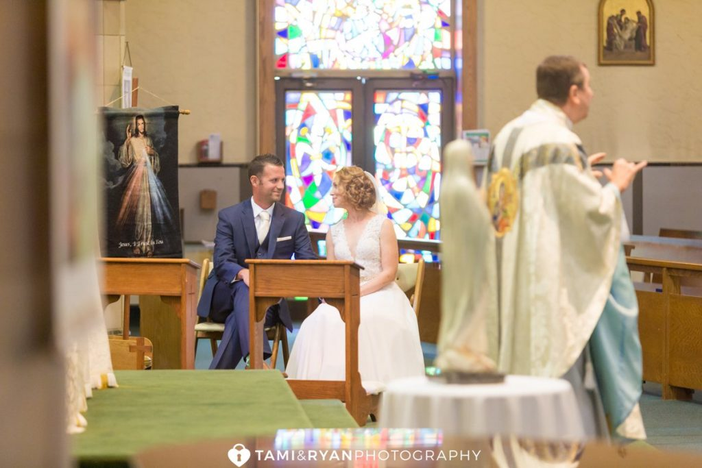 ocean city church wedding