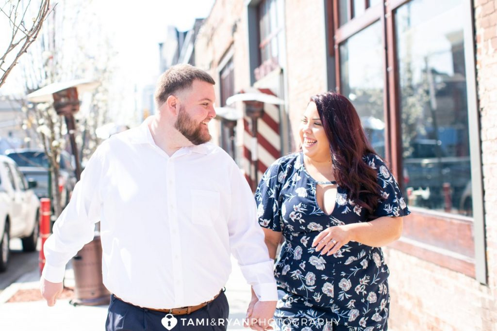 frankford hall engagement photography