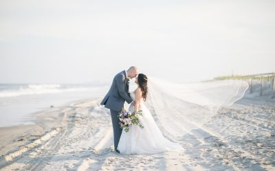 Breakwaters at the Dunes Wedding Photography | Victoria + Jon