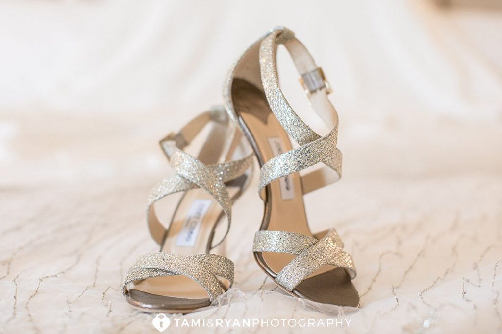 wedding details jimmy choo shoes