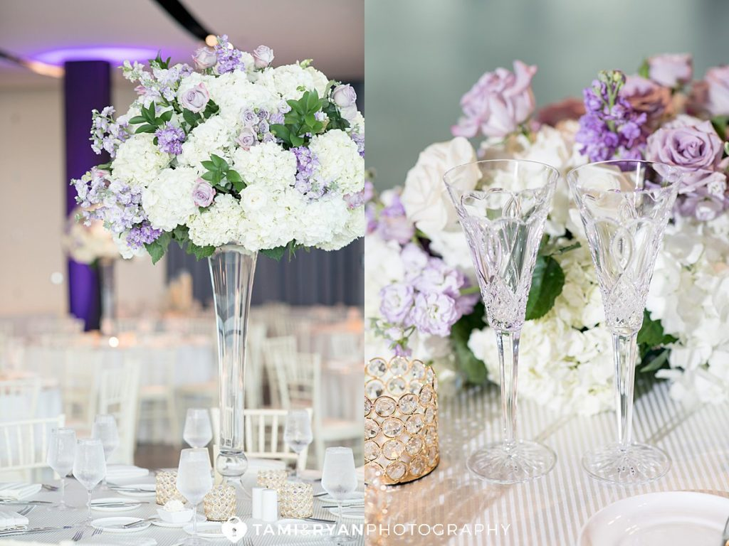 one atlantic events reception wedding details