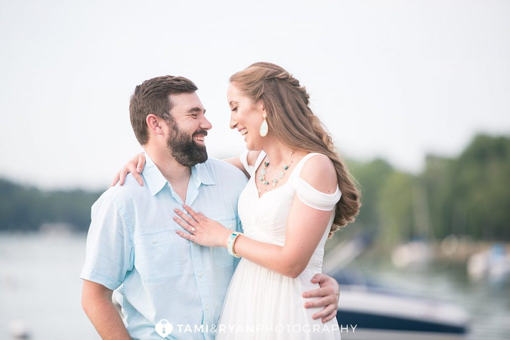 sassafras river engagement photography