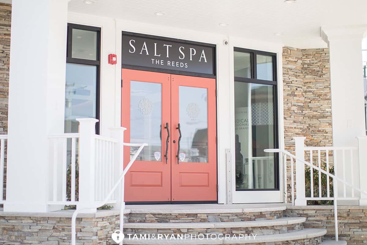 reeds salt spa