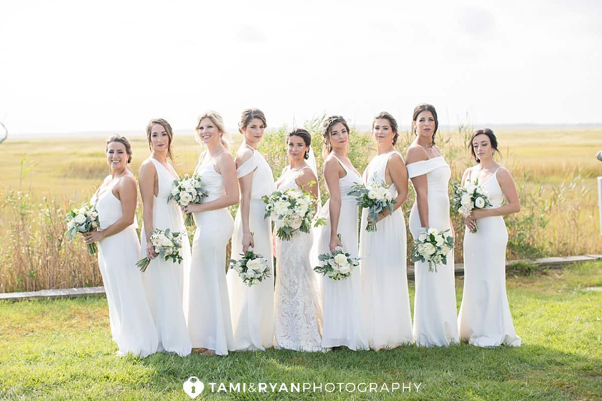 bridal party wetlands institute