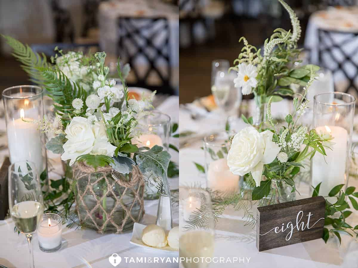 the reeds shelter haven wedding details