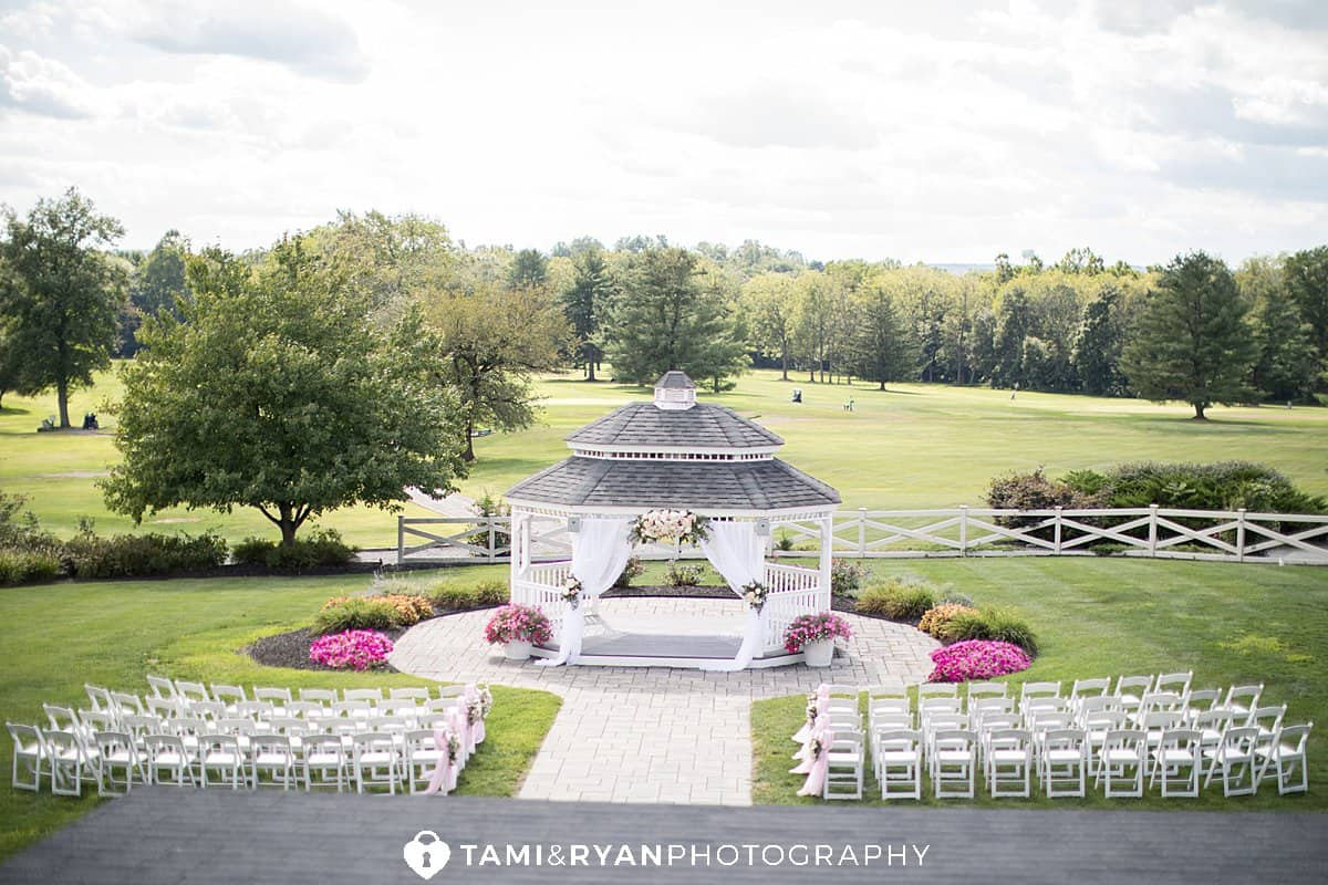 sweet water country club wedding details