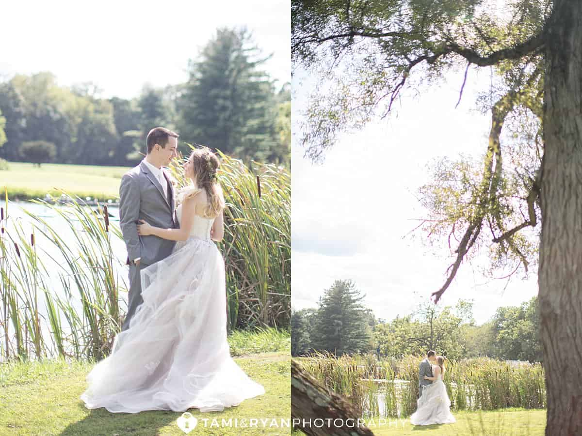 bride and groom portraits sweet water country club