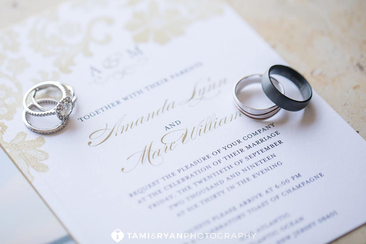 bride groom wedding details