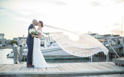 Stone Harbor Yacht Club Wedding Photography | Meredith & Travis
