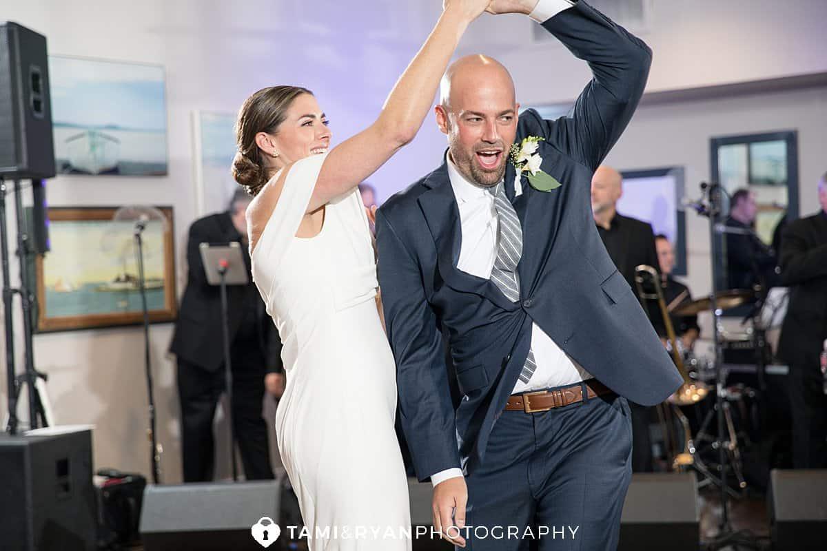 stone harbor yacht club wedding reception