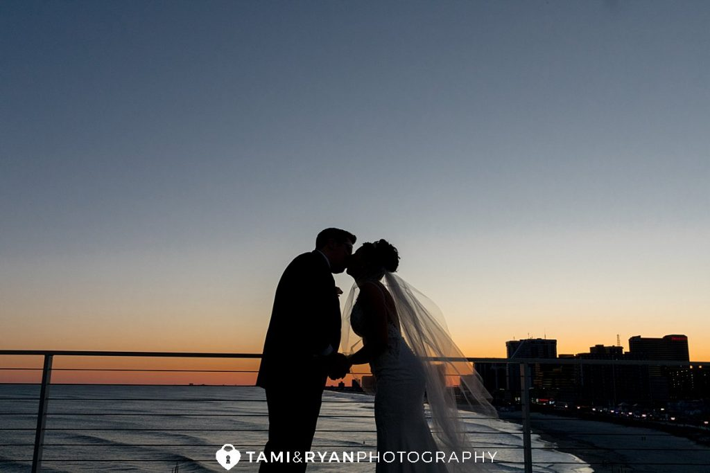 bride groom portraits atlantic city