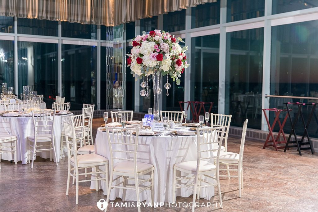 one atlantic wedding reception details