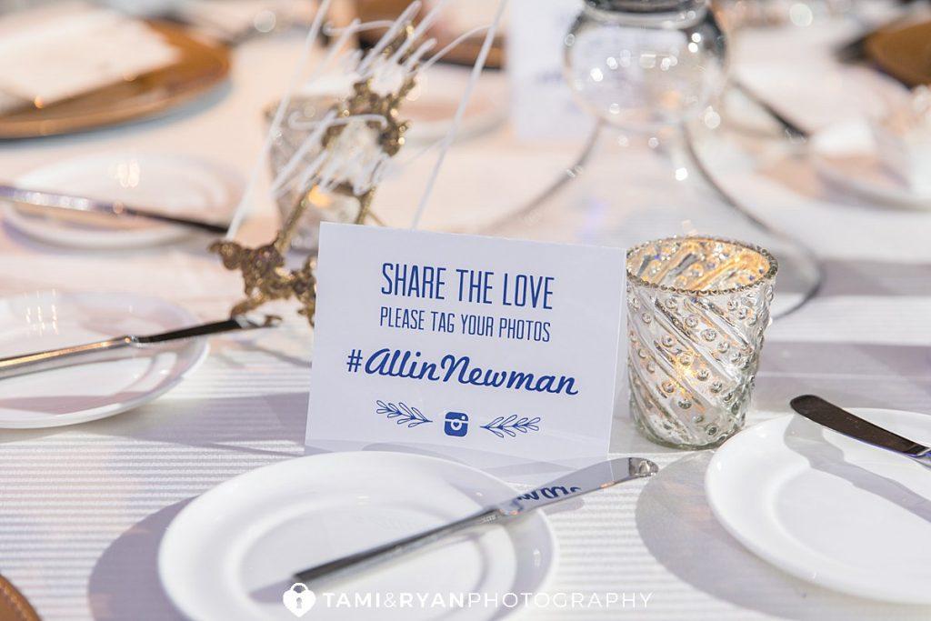 one atlantic wedding reception details