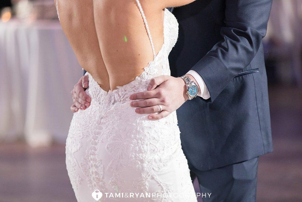 one atlantic wedding reception