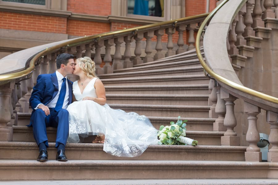 philadelphia union league wedding photography