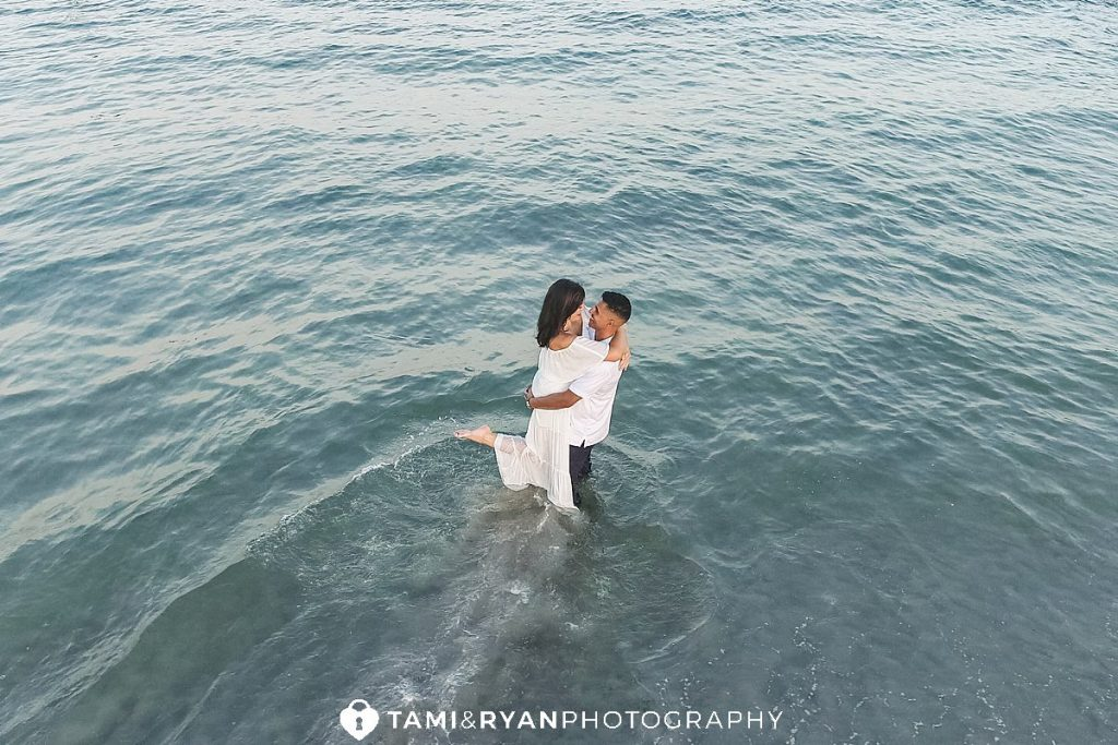 longport engagement photography