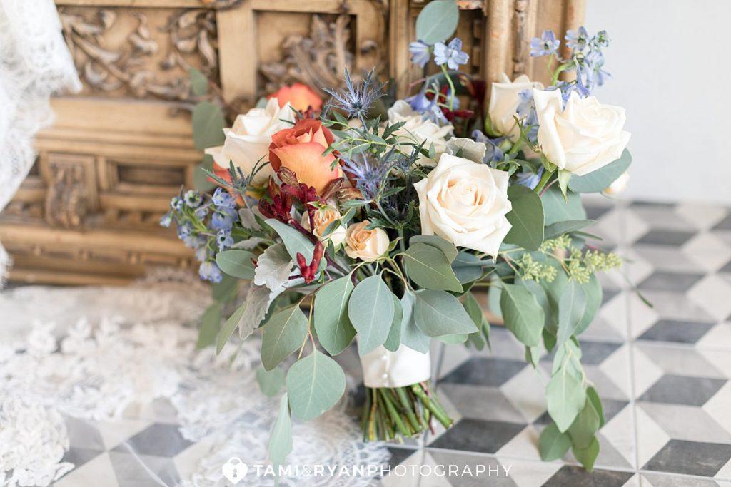 brides bouquet renault winery