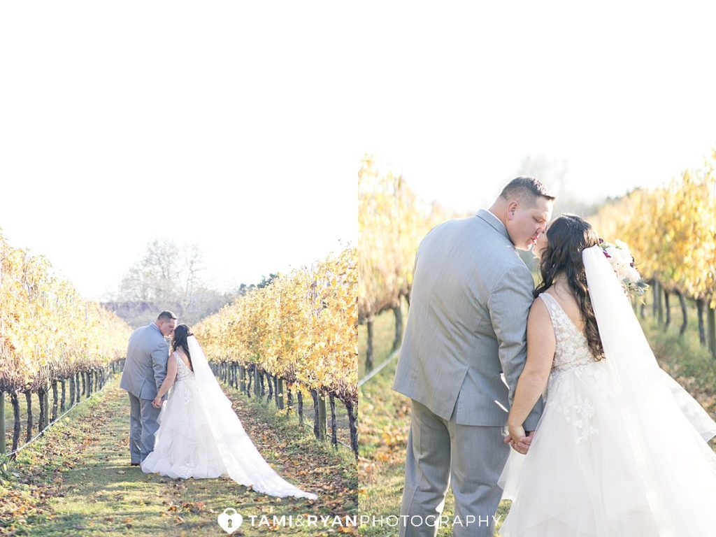 bride groom willow creek winery cape may