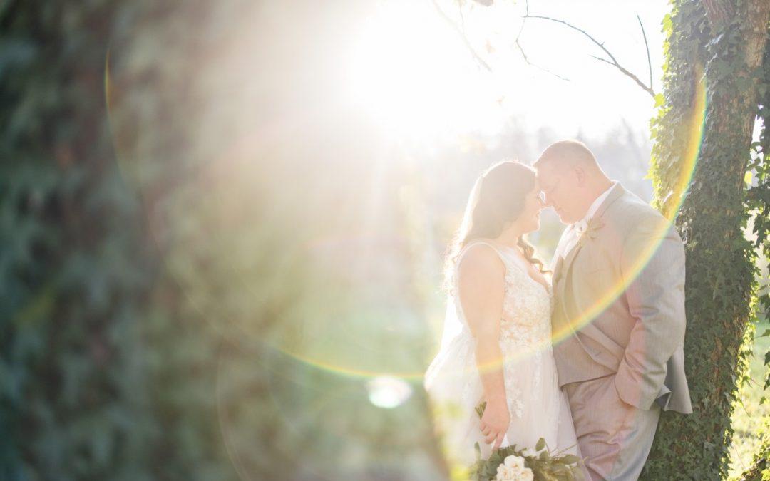 Willow Creek Winery Wedding Photography